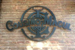 Passeio Vinícola Cousiño Macul, Tour Vinícola Cousiño Macul