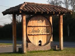Passeio Vinícola Santa Rita, Tour Vinícola Santa Rita