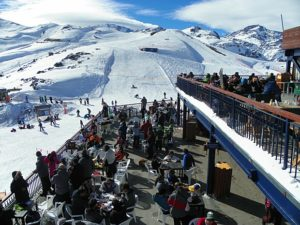 Transfer e Tour Valle Nevado